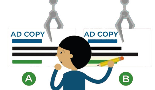 Test new Offers, Ad Copy and take Competitor Ads in Consideration.